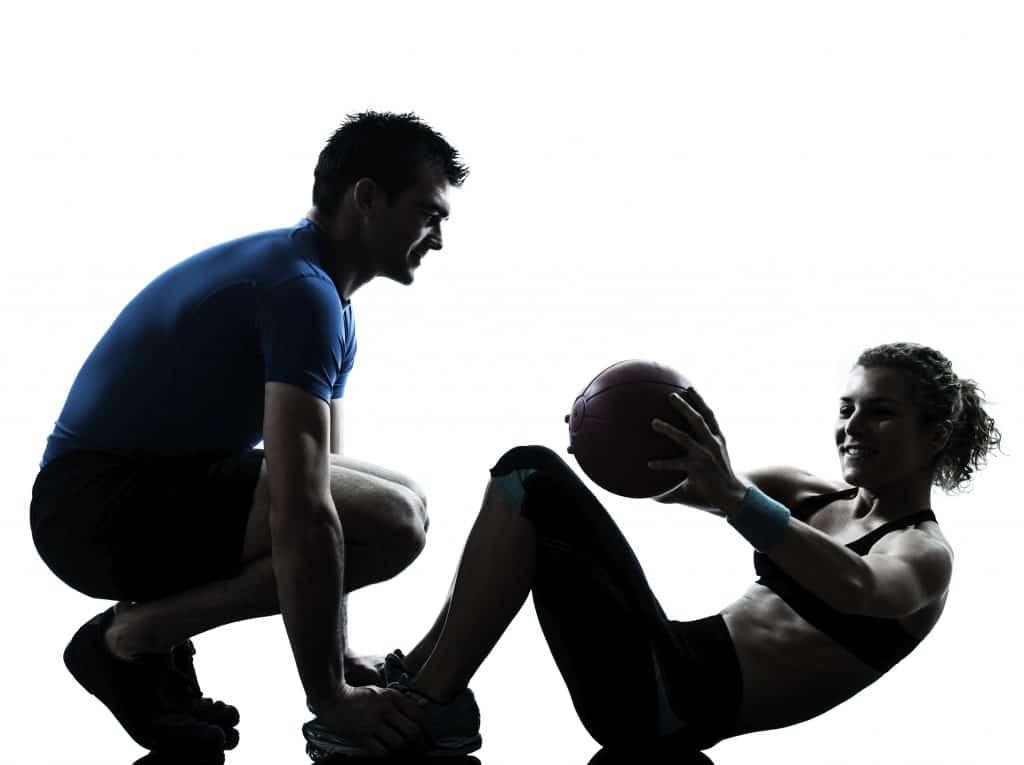 contratar a un personal trainer