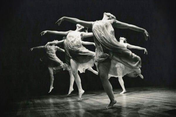 técnicas de baile o danza